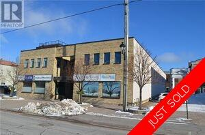 North Bay  Commercial/Building and Land for sale:    (Listed 2020-12-07)